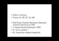 Real Estate 101 – Real Estate Principles – Chapter 5 lecture
