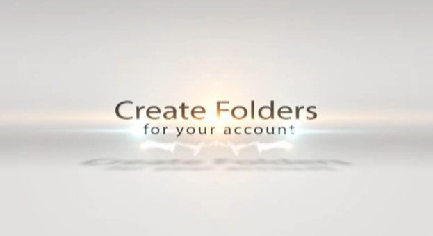 How to Create Folders