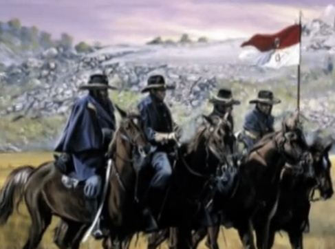 Buffalo Soldiers in the Sierra Nevada