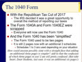 Chapter 03 - Slides 11-32 - A Typical Homeowner's Form 1040