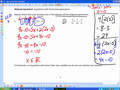 Math 141 1.1B Solving more linear equations