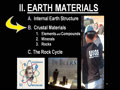 II. EARTH MATERIALS - 4
