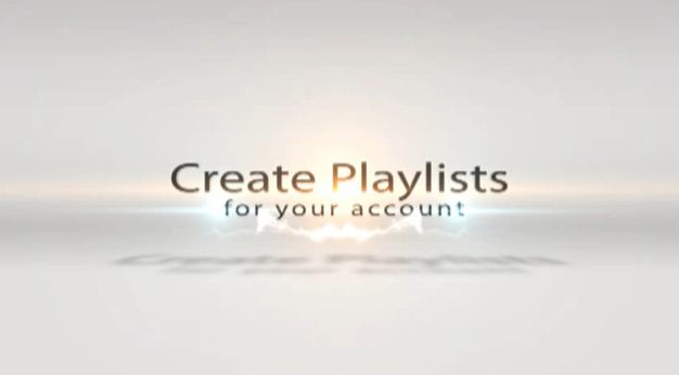 How to Create Playlists