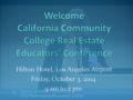 6-LA Housing Market - Kevin Smith