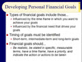 Chapter 01 - Slides 19-39 - Goal Setting and the Time Value of Money