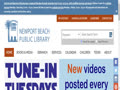 Chapter 06 - Newport Beach Public Library - The Value Line