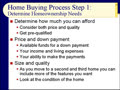 Chapter 07 - Slides 19-35 - Home Buying Process, Mortgage Calculations - Fall 2016