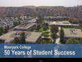 Moorpark College 50th Anniversary - 50 Years of Student Success